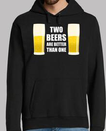 il vaut mieux ont deux bières