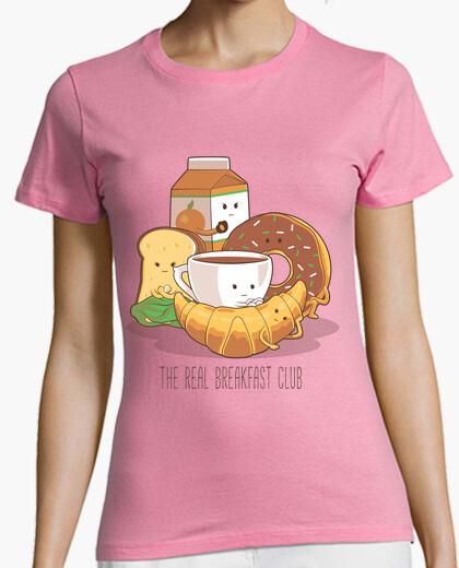 T-shirt il vero e proprio club prima colazione
