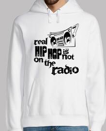 il vero hip hop not è alla radio