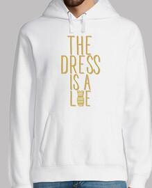 il vestito è una bugia (bianca)