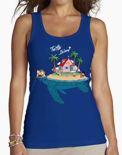 Tee-shirt île de la tortue