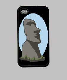 île de pâques moai
