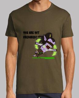 illidan - t-shirt da uomo