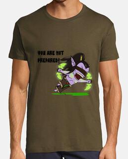 Illidan Tempestira - Camiseta chico