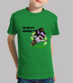 Illidan Tempestira - Camiseta infantil