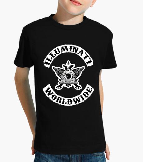 Ropa infantil Illuminati motorcycle club