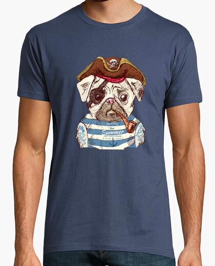 T-shirt illustrazione del disegno del carota -makom