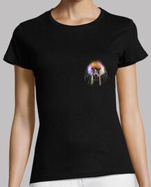 Ilun indian camiseta manga corta mujer