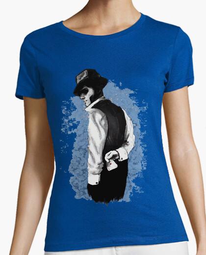 Camiseta Ilusionista / Mago / As de Corazones