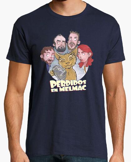 Camiseta Ilustración Tripulantes Chico