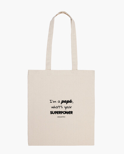 Im a dad, whats your superpo bag