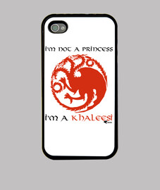 I'm a khaleesi iPhone4