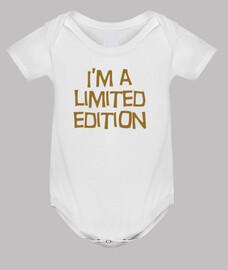 I'm a limited Edition / Citation