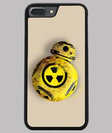 I'm a radiactive droid