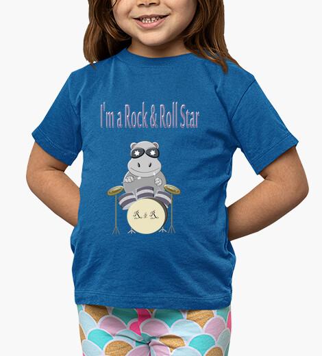 Ropa infantil I'm a Rock & Roll Star