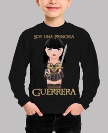 i'm a warrior princess - xena