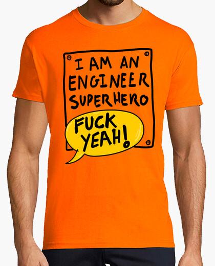 Camiseta I'm an engineer