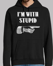 im avec stupide