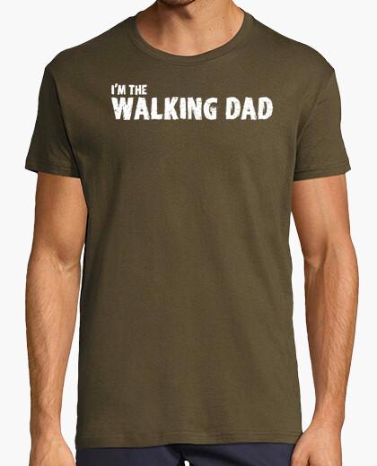 Camiseta im el papá que recorren w