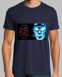 i´m fan metal music