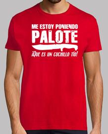 i'm getting palote