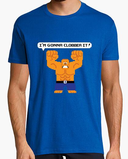Tee-shirt im gonna clobber il!