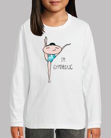I'm gymnastic