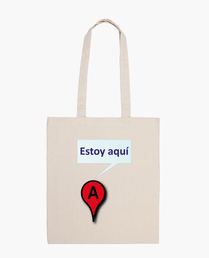 I'm here bag