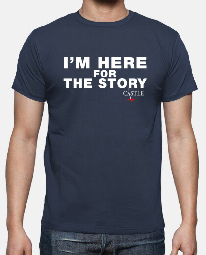 I´m Here For The Story