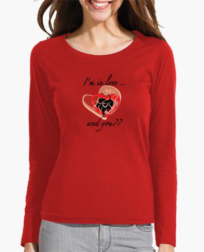 Camiseta I'm in love