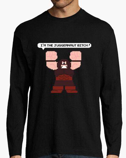 Tee-shirt im la chienne de mastodonte!