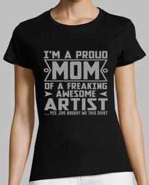 im mamá orgullosa de un arti increíble volviendo loco
