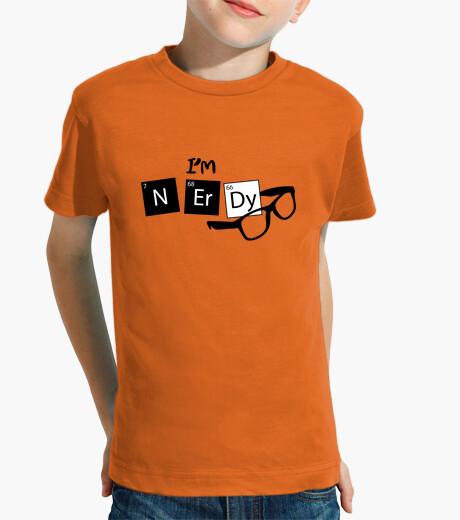 39e48f11 im nerdy - nerd - funny - quote Kids clothes - 1817426   Tostadora.com