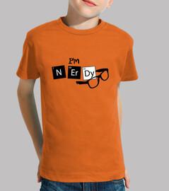 im nerdy - nerd - funny - quote
