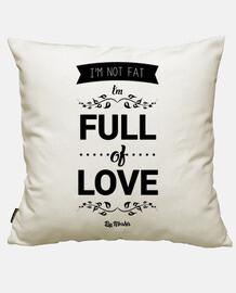 Im not  fat, im full of love