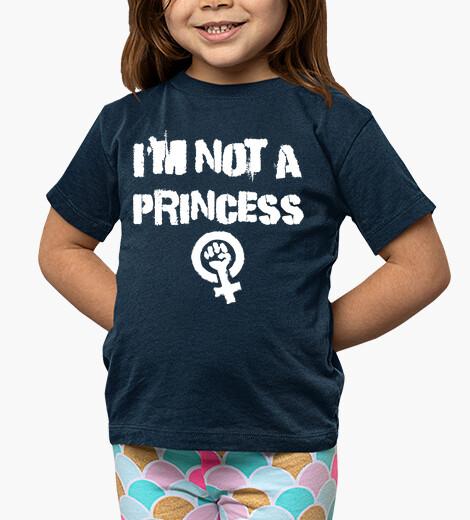 Ropa infantil Im Not A Princess