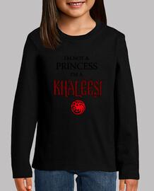 I'm not a Princess, I'm a Khaleesi