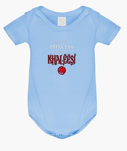 Ropa infantil I'm not a Princess, I'm a Khaleesi - Whi