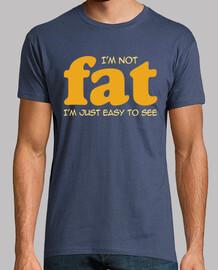 I'm not fat (foncé)