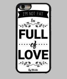 im not gras, im plein d'amour