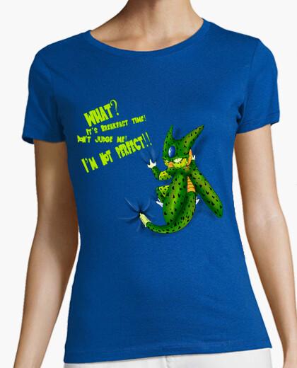 Camiseta I'm not perfect!