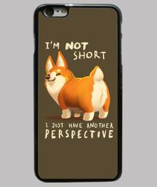 I'm not short case