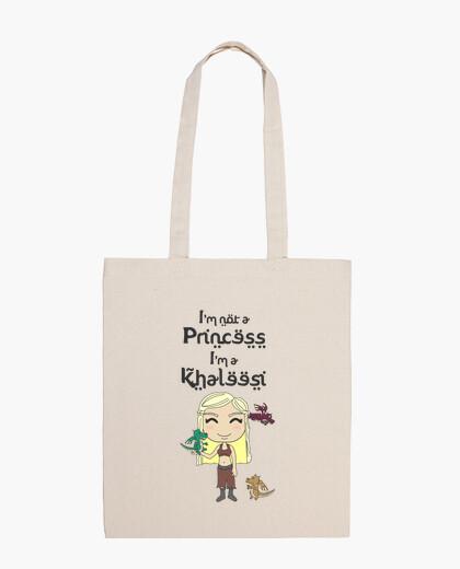 Borsa im not una principessa im a khaleesi