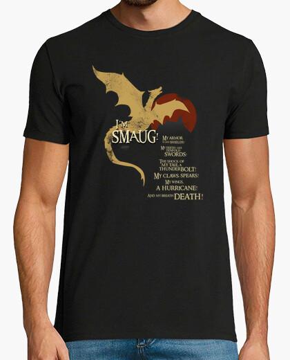 Camiseta I'm Smaug