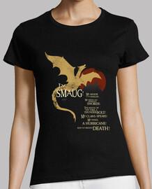 I'm Smaug (chica)