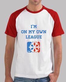 im sur mon propre ligue