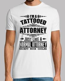 im tattooed avvocato