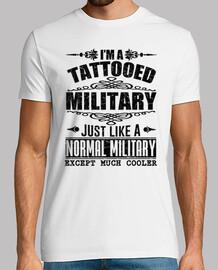 im tatuato militare