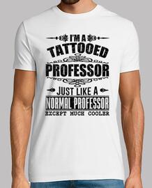im tatuato professore