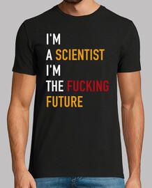 I'm The Fucking Future (Scientist)
